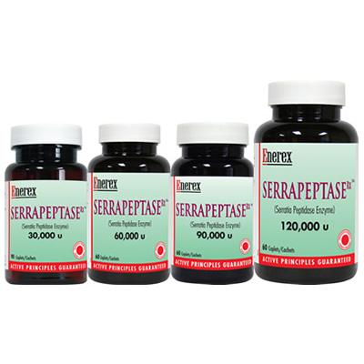 Serrapeptase (New) | Agri-Growth International Inc